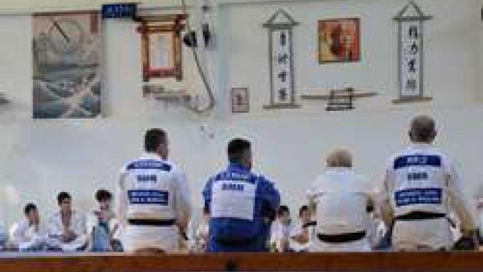 Ripartono i corsi al Judo Club San Marino