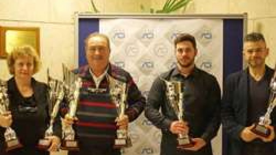 Regolaristi Sammarinesi Premiati da ACI Sport a Roma