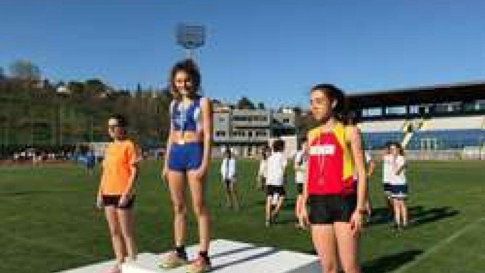 Ottime Prestazioni degli atleti Olimpus San Marino