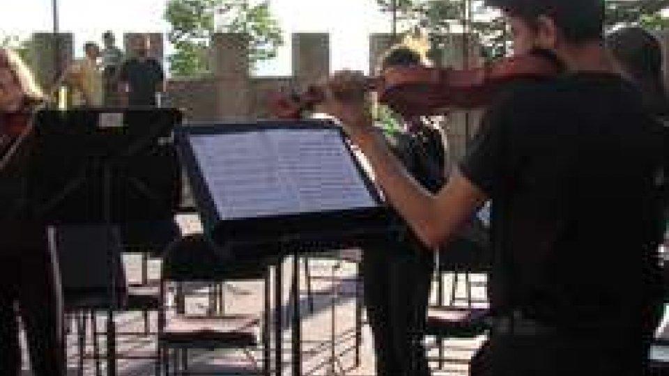Ensemble giovanile del MadernaGRAN FESTA MUSICALE ospite Cesena