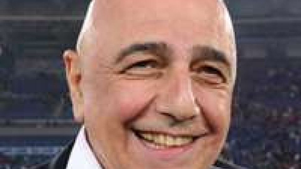 Galliani a cena con Berlusconi: dimissioni confermate