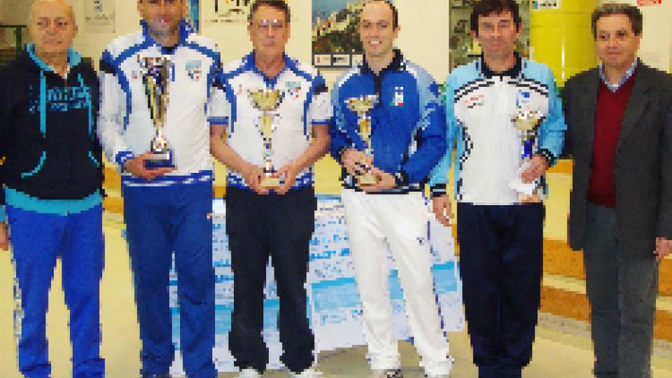 Fabio Tura si aggiudica il 7° Trofeo Libertas