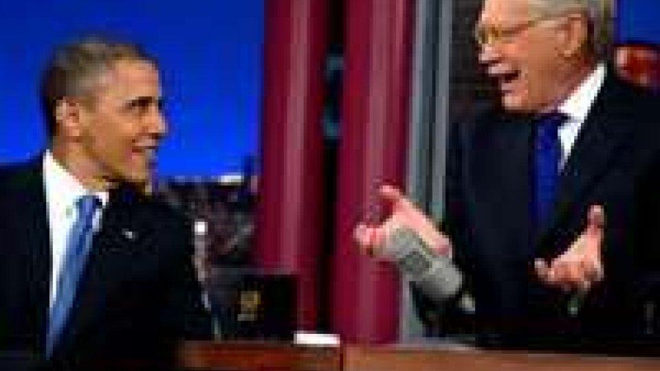 """Usa 2012: Obama replica a Romney sul """"video rubato"""""""