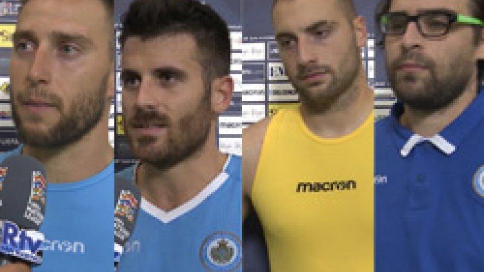 """Le interviste ai giocatoriUefa Nations League, parlano i giocatori: """"condannati dagli episodi. Ma stiamo facendo passi avanti"""""""