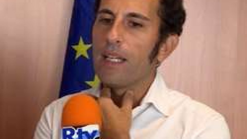 Michele ChiaruzziNasce il Punto Europa San Marino