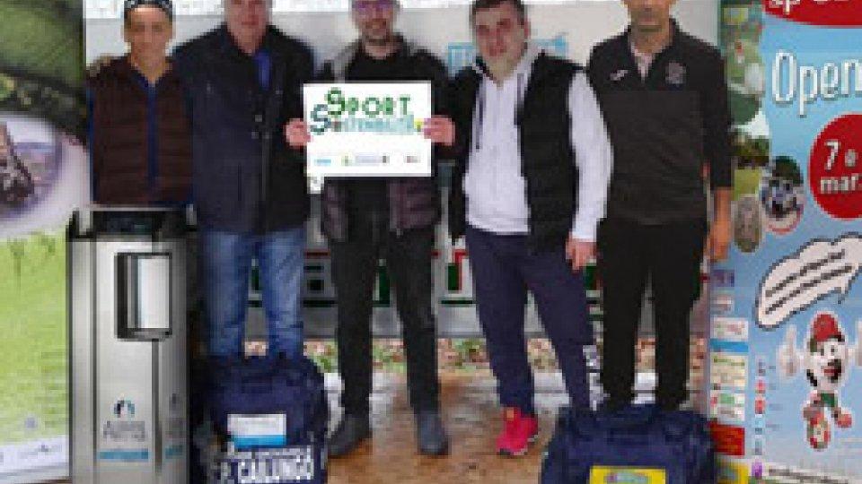 Da San Marino Green la prima azione concreta nella lotta alla plastica. Così lo sport diventa sostenibile