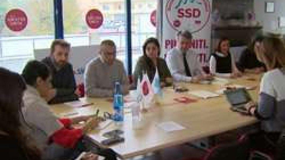 SSDSSD punta i riflettori sulla legalità: il commento di Morganti