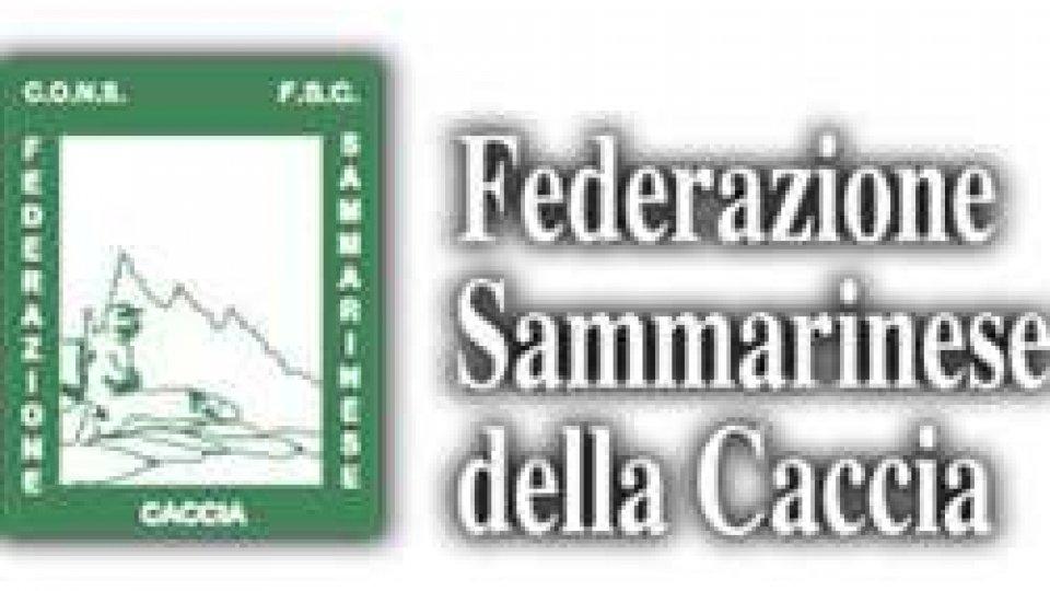 Federazione Sammarinese Caccia: sabato prossimo battuta al cinghiale