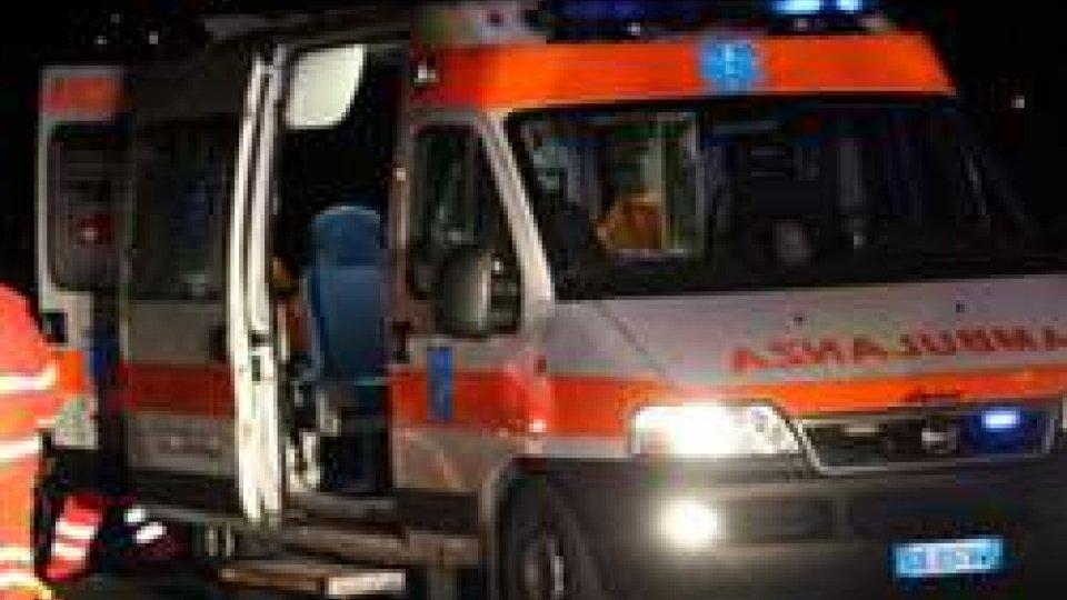 Ambulanza (ph Twitter)
