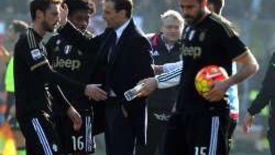 Juventus - Carpi  2-0Juventus - Carpi  2-0