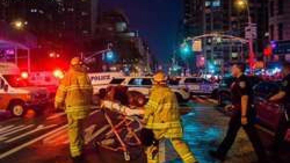 Bomba a New York, 5 persone in stato di fermo. Paura nel New Jersey