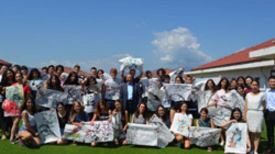 Summer Camp 2018: Gian Franco Terenzi al Beijing City University