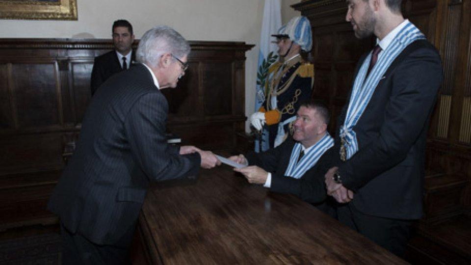 Segreteria Affari Esteri: l'ambasciatore spagnolo Alfonso Dastis a San Marino