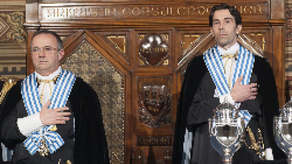 Gian Nicola Berti e Massimo Andrea Ugolini