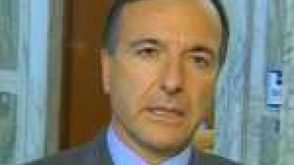 Il Ministro Frattini