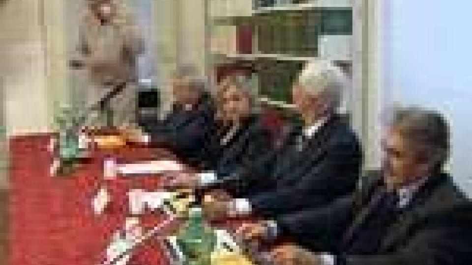 """San Marino - Presentato il libro """"Storia dell'Amministrazione Sammarinese"""