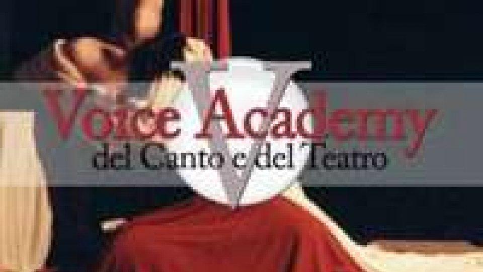 Corsi Estivi di Voice Academy del Canto e del Teatro di San Marino