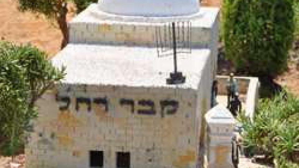 Tomba di Rachele a Betlemme