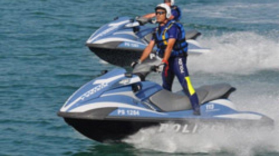 La Squadra Nautica in azione