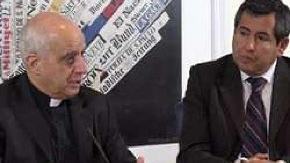 """Mons. FisichellaMonsignor Fisichella sul Giubileo: """"I veri frutti si vedranno nei prossimi anni"""""""