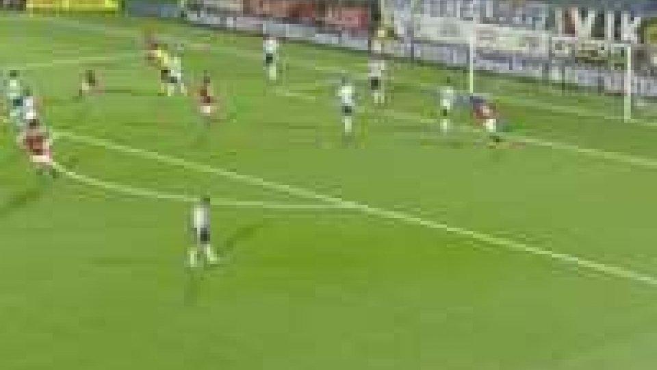 Serie B, Cesena-Novara: 1-4Serie B, Cesena-Novara: 1-4