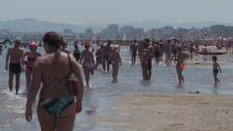 Nel weekend boom di turisti in Riviera
