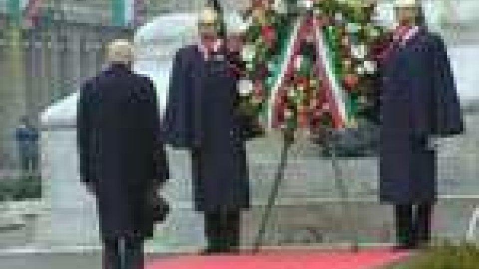 Conclusa la visita del presidente Napolitano in Emilia Romagna