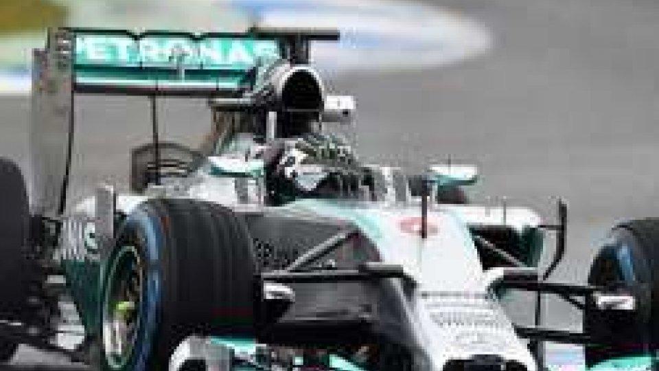 GP Brasile: vince Rosberg, terza la Ferrari di Vettel