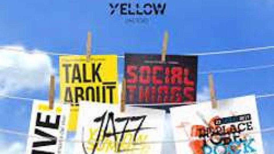 """Social Things: alle 21 si parlerà di """"Ludopatia e Gioco d'azzardo problematico"""" all'interno di Yellow Factory, con ospiti d'eccezione"""