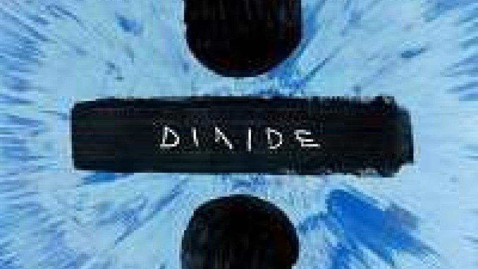 Ed Sheeran, il 3 marzo esce album ÷ Divide