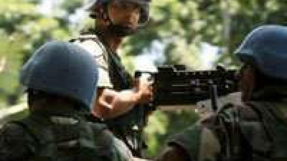 Congo: elicotteri Onu attaccano ribelli