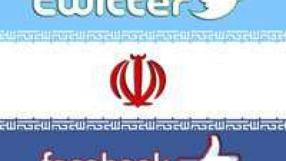 Iran: sbloccati alcuni accessi a Facebook e Twitter