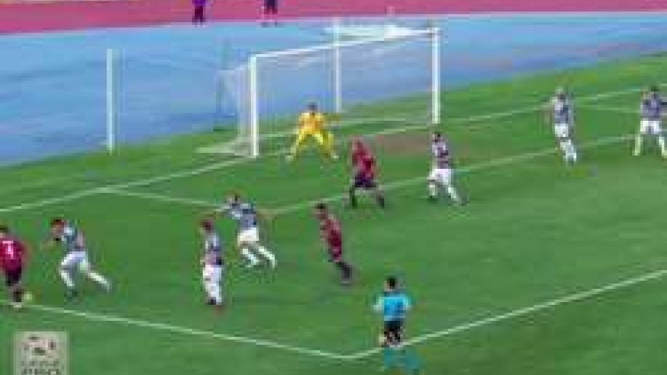 Casertana-Alessandria 1-1: i rossoblu la riacciuffano nel finale