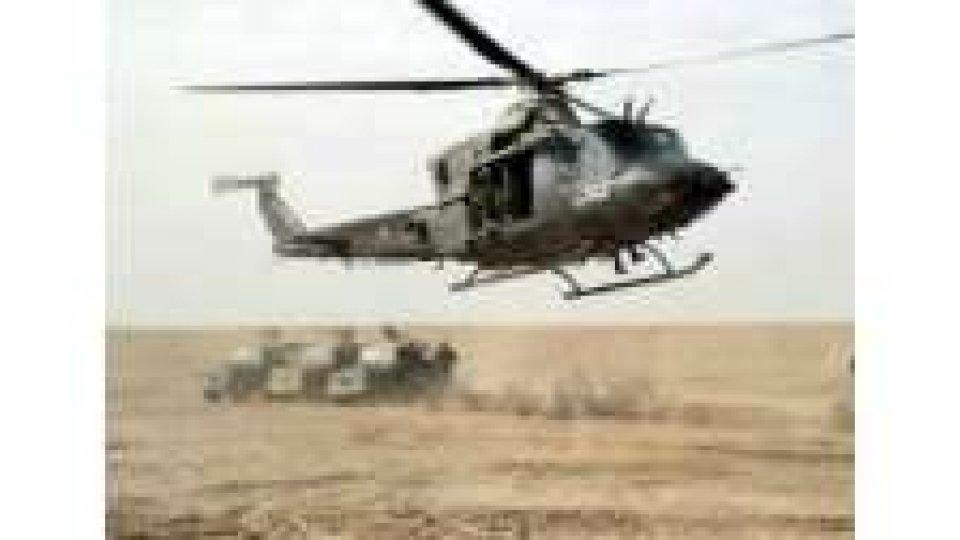 Incidente in Iraq: il rientro delle salme in patria