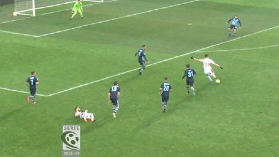 Albinoleffe - Sudtirol 2-4Che show tra Albinoleffe e Sudtirol, finisce 4-2 per i bolzanini