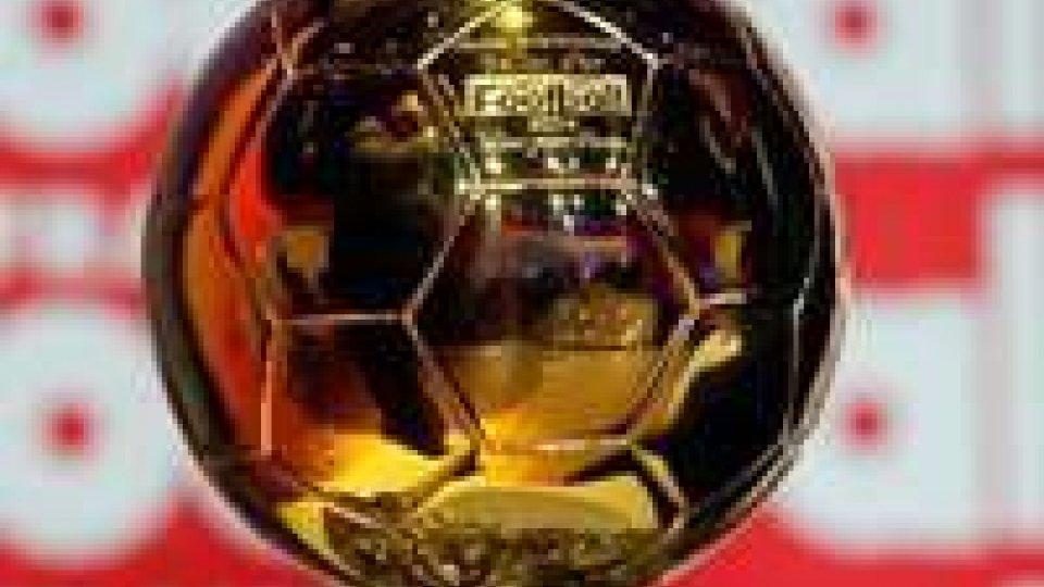 Pallone d'oro: i voti di San MarinoPallone d'Oro: i voti di San Marino