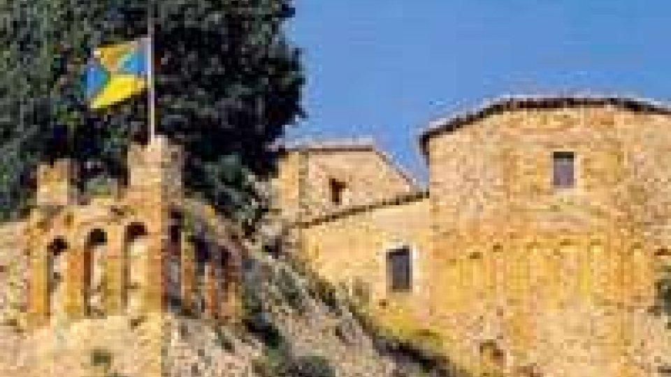 Furto al Castello di Montebello di Torriana