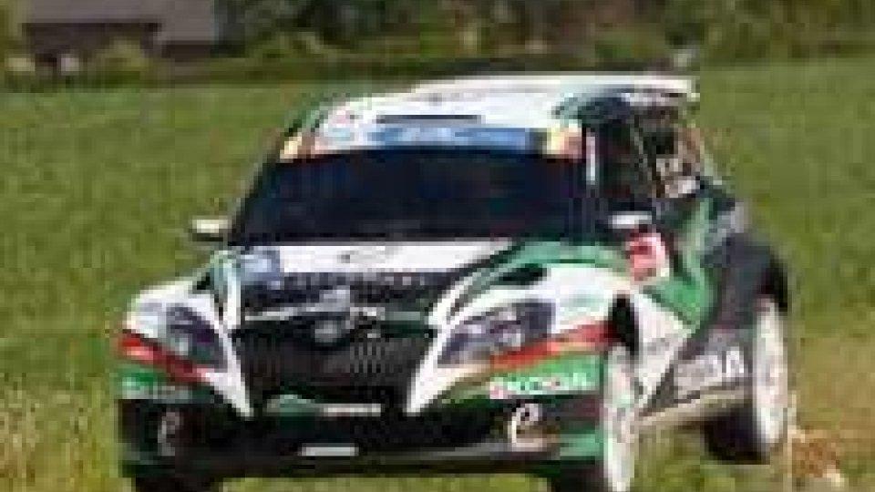 Il belga Freddy Loix ha vinto l'Ypres RallyIl belga Freddy Loix ha vinto l'Ypres Rally