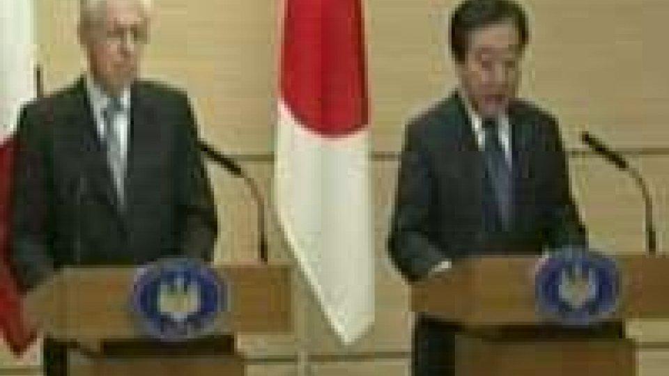 La stampa giapponese loda il governo italiano