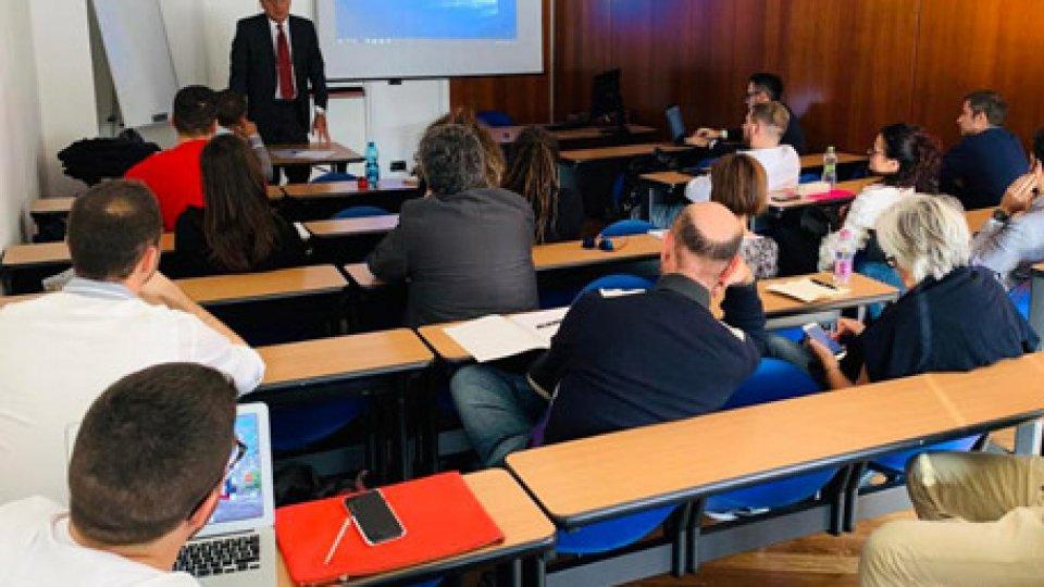 corso al WtcQuarta edizione del Corso di Alta Formazione in Processi di Internazionalizzazione
