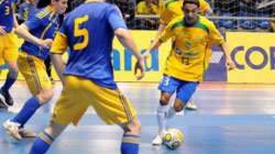 Futsal, le qualificazioni mondiali si terranno in Svezia