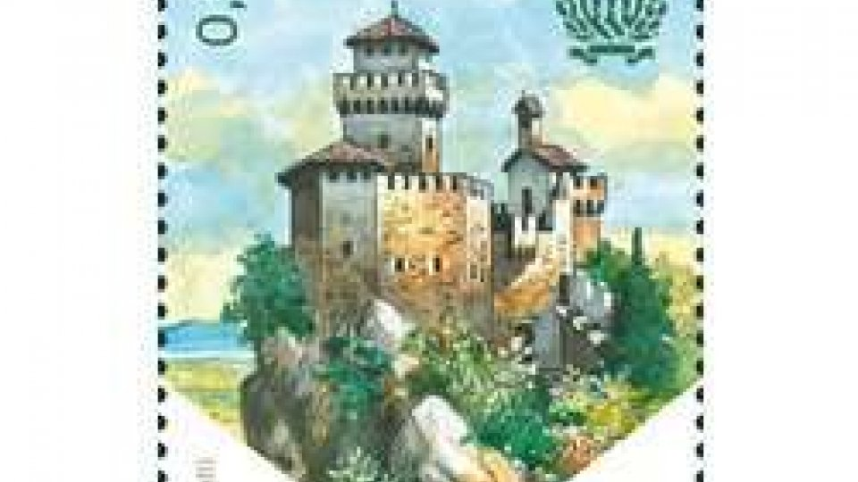 Ufficio filatelico: emessa la serie Castelli