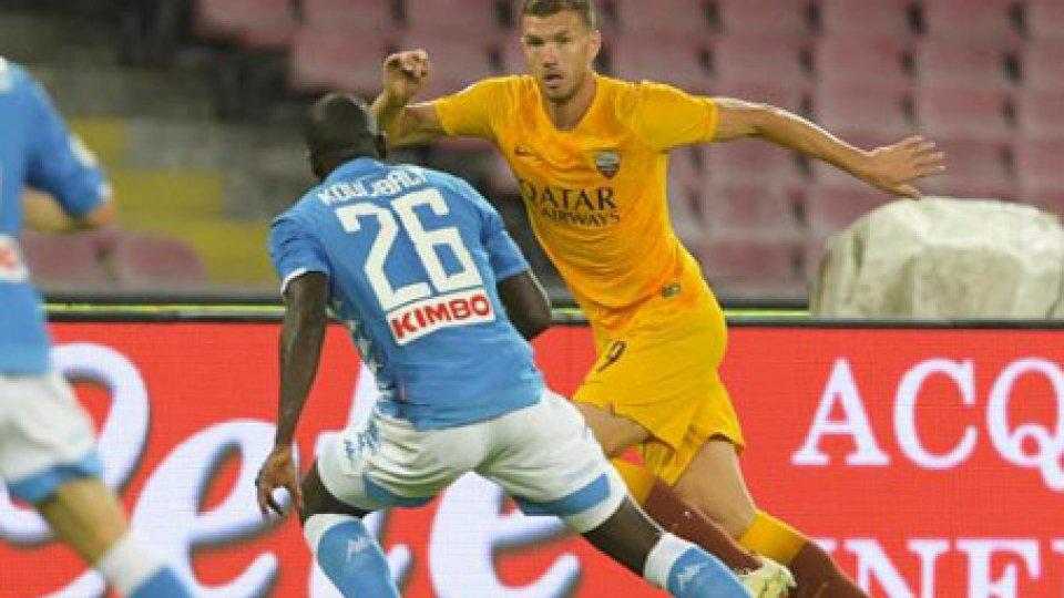 Pareggio in extremis per il Napoli, il Milan torna a vincere