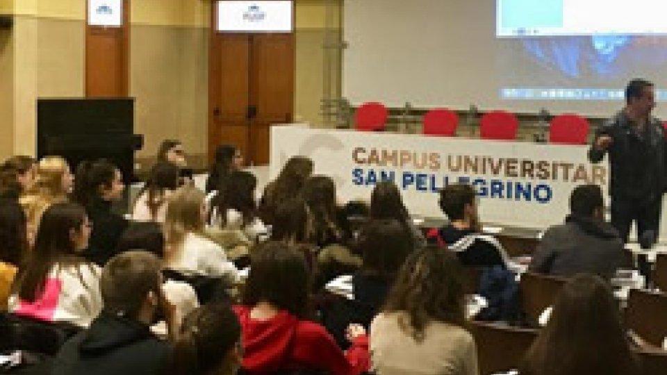 Oltre 160 studenti al San Pellegrino per avvicinarsi al mondo del lavoro