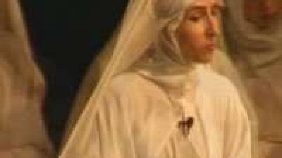 SANTA CHIARA in MUSICAL a MONTECOLOMBOSANTA CHIARA in MUSICAL a MONTECOLOMBO