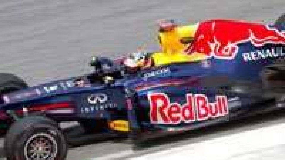 F1: Gp India, Vettel in pole position. Alonso quinto, Massa sesto