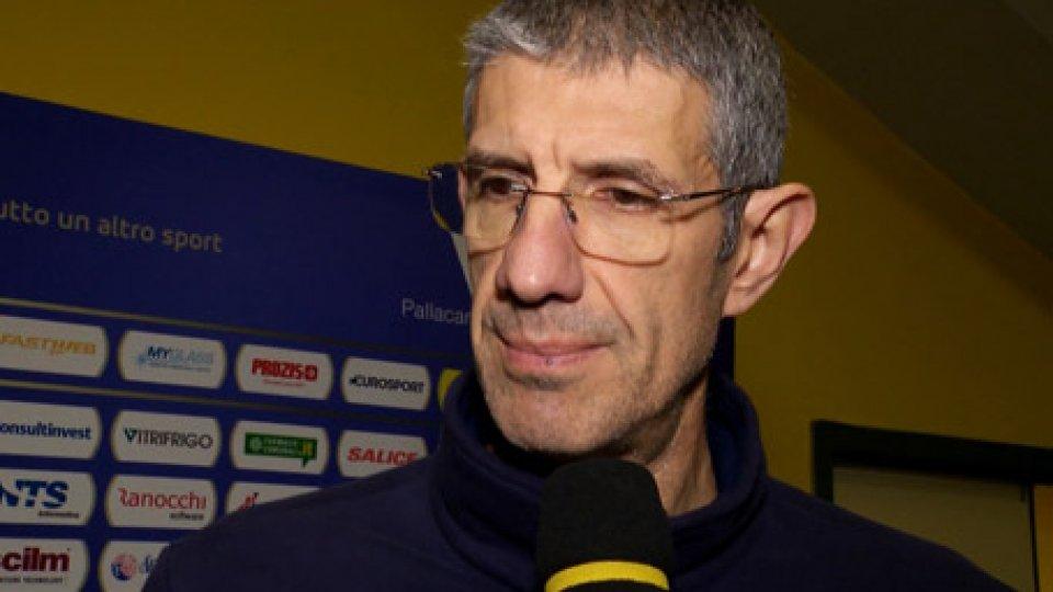 """Ario CostaVL, Ario Costa: """"Dispiace per Galli ma si doveva cambiare. Mercato? Col cambio di allenatore siamo andati oltre il budget"""""""