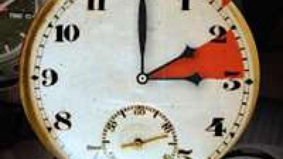 Alle 2.00 torna l'ora legale: lancette avanti di un'ora