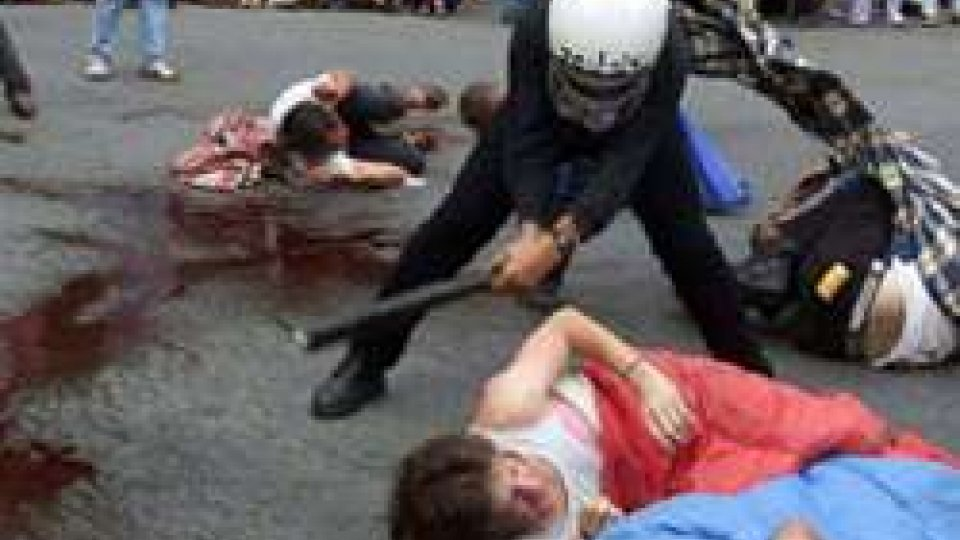 Bolzaneto, l'Italia riconosce le proprie colpe: si trattò di maltrattamenti e torture