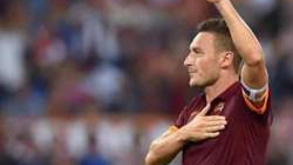Francesco TottiRoma, l'ultima di Totti chiude un'epoca